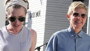 Ehekrise: Betrog Ellen DeGeneres ihre Frau Portia?