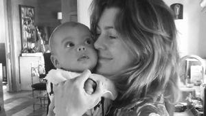 Niedliche Neujahrsgrüße: Ellen Pompeo tanzt mit Baby Eli!