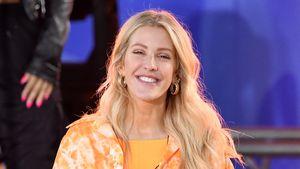 So hat Ellie Goulding wochenlang ihren Babybauch versteckt!