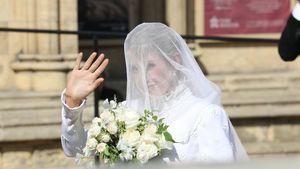In diesem Brautkleid hat Ellie Goulding jetzt geheiratet!