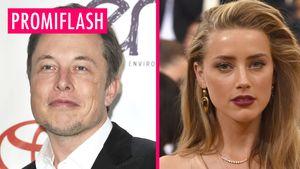 Elon und Amber