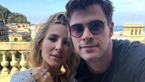 Zu viele Nackt-Szenen: Chris Hemsworths Ehefrau ist genervt