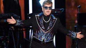 Las Vegas: Elton John beschimpft Fan & flüchtet von Bühne