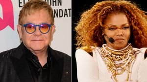 Janet Jackson und Elton John