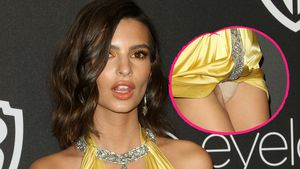 "Model Emily Ratajkowski während der ""InStyle Golden Globe After Party"" 2017"