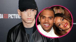 """""""Würde auch schlagen"""": Eminem über Rihanna-Chris-Drama"""