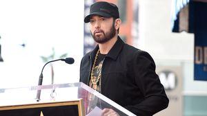 Stolze Geste: Eminem hält Rede für seinen Kumpel 50 Cent