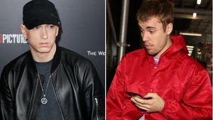 Nach Eminems Diss-Song: Jetzt pöbelt Justin Bieber zurück!