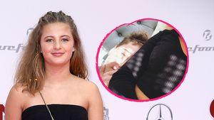Emma Schweiger: Zeigt sie hier etwa ihren festen Boyfriend?