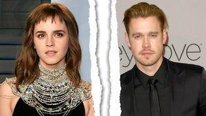 """Alles aus: Trennung bei Emma Watson und """"Glee""""-Chord?"""
