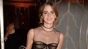 "Emma Watson mit ihrem ""Harper's Bazaar Women of the Year""-Award in London"
