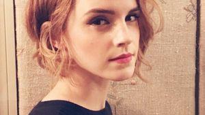 Emma Watson mit neuer Frisur
