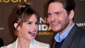 Emma Watson schmachtet Daniel Brühl an