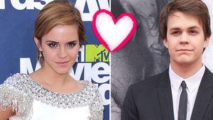Ist Emma Watson mit Johnny Simmons zusammen?
