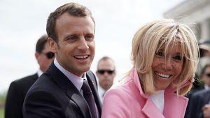 Der neue Bond? Frankreich-Präsident Macron beweist Mut!