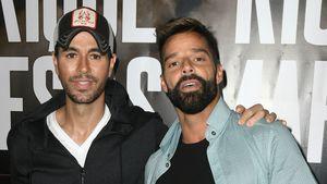 Twins für Twins: Sitten Ricky Martins Söhne Enriques Kids?