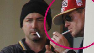 """Erwischt! """"Grey's Anatomy""""-Eric Dane beim Rauchen"""