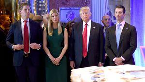 Anwälte enthüllen: Donald Trump und Familie droht Gefängnis