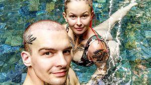 Ganz privat: Das bedeuten Eric und Edith Stehfests Tattoos