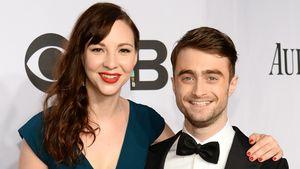 Erin Darke und Daniel Radcliffe bei den 68. Tony Awards 2014