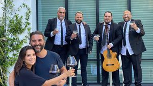 Hochzeitstag: Eva Longoria schenkt ihrem Mann Privatkonzert