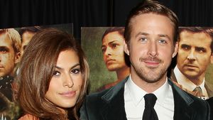 Eva Mendes und Ryan Gosling in NYC
