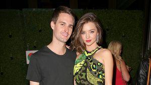 Evan Spiegel und Miranda Kerr bei einer Party in Los Angeles