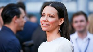 Lost-Star Evangeline Lilly bald als Elbe im Kino