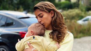 Co-Parenting mit Chris: Eva Benetatou über neuen Mama-Alltag