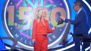 Bei WWM: Evelyn Burdecki braucht Joker für Fünf-Euro-Frage