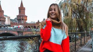 Blöde Spielerfrau-Klischees: So geht Evelyn Konrad damit um