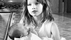 Milla Jovovich erklärt den Namen ihrer kleinen Dashiel