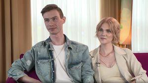 Was sagt GNTM-Lucys neuer Freund Nikita zu ihrer Brust-OP?