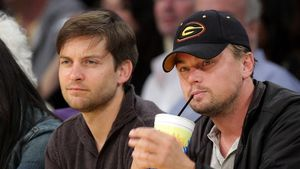 Leo DiCaprio & Tobey Maguire: Best Friends Forever