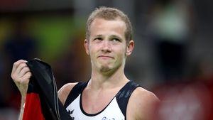 Mehrere Risse: Fabian Hambüchen verletzt sich bei TV-Dreh
