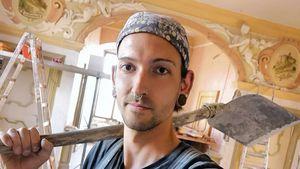 """""""Bares für Rares""""-Fabians Schloss: Er hat's selbst renoviert"""