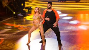 "Faisal Kawusi bei ""Let's Dance"""