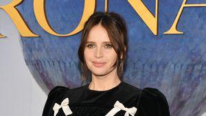 """""""Star Wars""""-Star Felicity Jones wird zum ersten Mal Mama"""