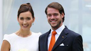 Claire Lademacher und Prinz Félix von Luxemburg