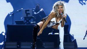 Sexy Auftritt nach Trennung: Fergie rockt Liebeskummer weg!