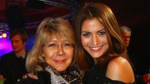 Fiona Erdmann mit ihrer Mutter Luzie