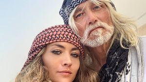 Fiona Erdmanns Dad (70) will als Best-Age-Model durchstarten