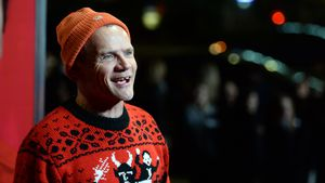 Red Hot Chili Peppers jubeln: Bassist Flea hat geheiratet
