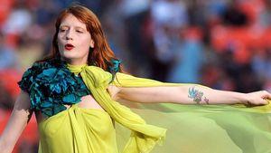 Florence Welch: Mode und Musik sind untrennbar