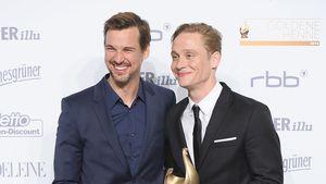 Och! Florian David Fitz & Matthias Schweighöfer lieben sich