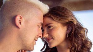 Romantisch: Julita und Florian veröffentlichen Pärchen-Song