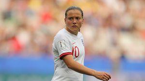 WM-Sieg mit Tränen: Britische Kickerin spielte für tote Mama