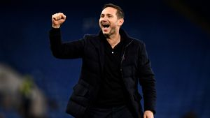 Britischer Ex-Fußballer Frank Lampard wird erneut Vater!