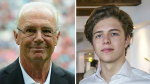 Ist Franz Beckenbauers Sohn Joel (18) single oder vergeben?