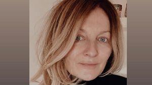 Ganz natürlich: Frauke Ludowig zeigt sich ohne Make-up